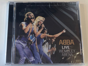 ABBA ‎– Live At Wembley Arena / The Complete Abbaa Concert From November 10th 1979 / Polar 2x Audio CD 2014 / 00602537928644