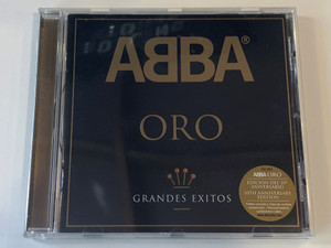 ABBA ‎– Oro / Grandes Exitos / Polar ‎Audio CD 1999 / 543 129-2