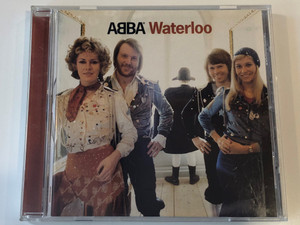 ABBA – Waterloo / Polar Audio CD 2001 / 549 951-2