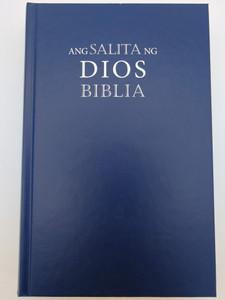 Ang Salita Ng Dios Biblia / Tagalog ASD Bible / TAGS10 / Blue Hardcover / Biblica - International Bible Society 2015 (9783946919100)