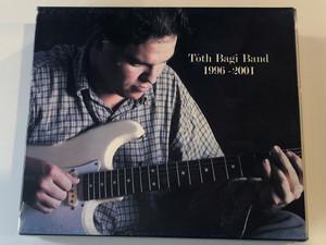 Toth Bagi Band (1996-2001) / Adria-Print Kft. 3x Audio CD / 5998319500050