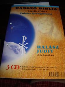 The Gospel of Luke read by Halász Judit / Lukács evangéliuma Halász Judit előadásában
