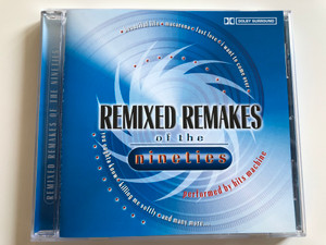 Remixed Remakes Of The Nineties / Performed by Hits Machine / Beautiful life, Macarena, Fast Love, I Want To Come Over, You oughta know, Killing me softly, and many more... / Going For A Song Audio CD / GFS160