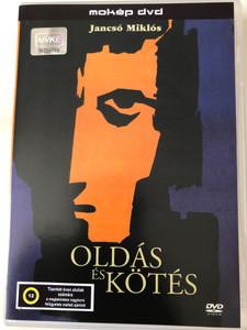 Oldás és kötés DVD 1963 Cantata / Directed by Jancsó Miklós / Starring: Zoltán Latinovits, Andor Ajtay, Gyula Bodrogi (5996357312161)