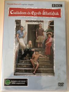 My Family and Other Animals DVD 2005 Családom és egyéb állatfajták / Directed by Sheree Folkson / Starring: Eugene Simon, Imelda Staunton, Chris Langham, Omid Djalili (5996357343059)