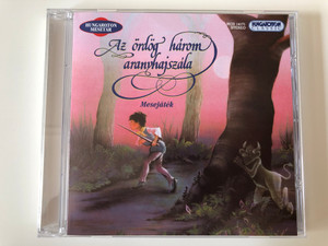 Az ordog harom aranyhajszala - Mesejatek / Hungaroton Classic Audio CD 1990 Stereo / HCD 14171