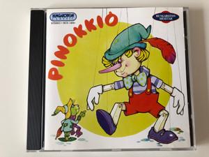 Pinokkio / Hungaroton Classic Audio CD 2000 Stereo / HCD 14031