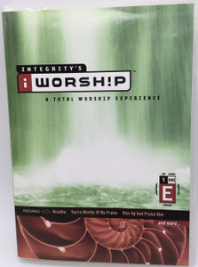 Integrity's Worship Volume E DVD 2003 A Total Worship Experience / Featuring Breathe, You're Worth of My Praise, Rise Up and Praise Him / Christian worship songs (000768234112)