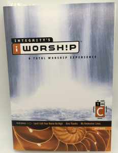 Integrity's Worship Volume C DVD 2003 A Total Worship Experience / Lord I Lift Your Nam on High, Give Thanks, My Redeemer Lives / Christian worship songs (000768233917)