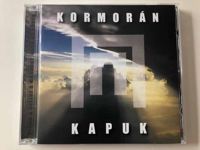 Kormorán – Kapuk / Hungaroton Audio CD 2005 / HCD 71235