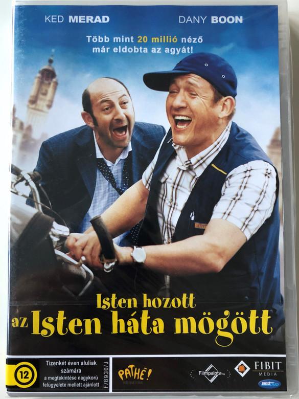 Bienvenue chez les Ch'tis DVD 2008 Isten hozott az Isten háta mögött / Directed by Dany Boon / Starring: Kad Merad, Dany Boon, Zoé Félix / Welcome to the Sticks (5996492101538)