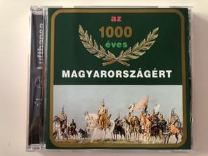 Az 1000 Éves Magyarországért / Lufthansa Audio CD / 13-A28