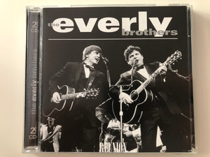 The Everly Brothers / Play 24-7 Ltd. 2x Audio CD 2007 / PLAY2-022