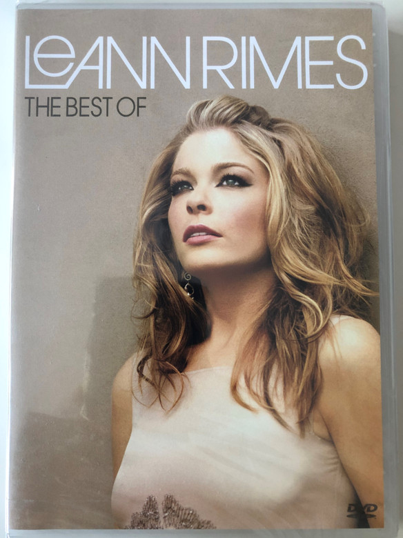 The best of Leann Rimes DVD 2004 / Life Goes on, I need You, Suddenly, BLue, One Way Ticket / Curb Records (5035741246811)