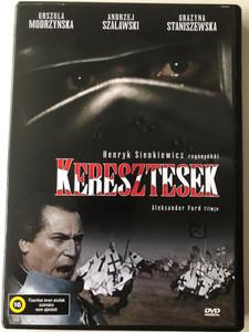 Krzycacy DVD 1960 Keresztesek / Directed by Aleksander Ford / Starring: Urszula Modrzynska, Grazyna Staniszewska, Andrzej Szalawski (5996051435739)