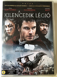 Centurion DVD 2010 A kilencedik légió / Directed by Neil Marshall / Starring: Olga Kurylenko, Michael Fassbender, Dominic West (5996357344728)