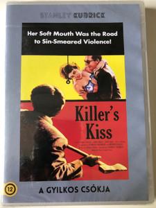 Killer's Kiss DVD 1954 A gyilkos csókja / Directed by Stanley Kubrick / Starring: Frank Silvera, Jamie Smith, Ruth Sobotka (5999546336313)