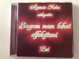 Szenes Ivan valogatas - Engem nem lehet elfelejteni - Lui / DVD Studio DVD CD 2002 / DVDCD-006