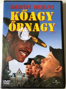 Major Payne DVD 1995 Kőagy Őrnagy / Directed by Nick Castle / Starring: Damon Wayans, Karyn Parsons, Michael Ironside (5996051041480)