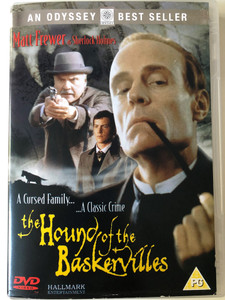 The Hound of the Baskervilles DVD 2000 / Directed by Rodney Gibbons / Starring: Matt Frewer, Kenneth Welsh (5018011201762)