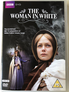 The Woman in White 2x DVD 1982 / BBC / Directed by John Bruce / Starring: Diana Quick, Ian Richardson, Jenny Seagrove, John Shrapnel, Kevin Elyot, Daniel Gerroll (5014503164720)