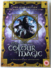 Terry Pratchett's The Colour of Magic DVD 2008 A spellbinding Adventure / Two Disc Edition / Directed by Vadim Jean / Starring: David Jason, Sean Astin, Tim Curry, Christopher Lee (5039036039017)