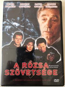 Brotherhood of the Rose DVD 1989 A Rózsa szövetsége / Directed by Marvin J. Chomsky / Starring: Peter Strauss, Robert Mitchum, David Morse, Connie Sellecca (5999882941714)