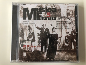 Musica Futurista 5 / a cura di Daniele Lombardi / Sylvano Bussotti, Fabio Cifariello Ciardi, Alvin Curran, Francesco Giomi, Francseco Canavese / W. Russolo / Mudima Ed. Musicali Audio CD 2010 / 8033224410302