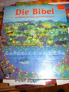 German Illustrated Bible for Children / Die Bibel / mit Bildern von Esben Hanefelt Kristensen
