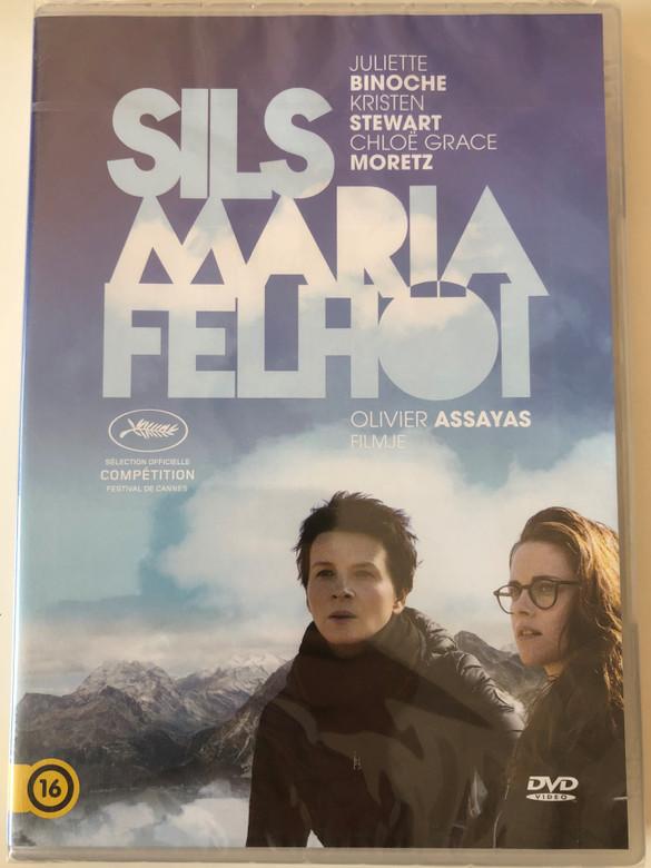 Clouds of Sils Maria DVD 2014 Sils Maria Felhői / Directed by Olivier Assayas / Starring: Juliette Binoche, Kristen Stewart, Cloe Grace Moretz (5999546337631)