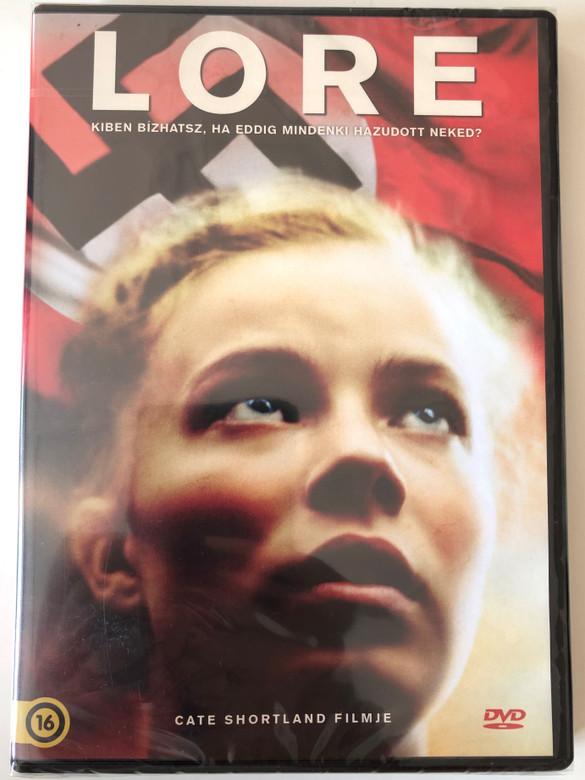 Lore DVD 2012 / Directed by Cate Shortland / Starring: Saskia Rosendahl, Philip Wiegratz, Kai Malina, Nele Trebs (5999546336146)