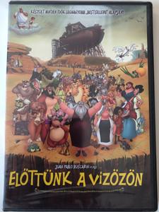 El' Arca DVD 2007 Előttünk a vízözön (Noah's Ark) / Directed by Juan Pablo Buscarini / Starring: Rob Van Paulus, Andrio Chavarro, Joe Carey, Kay Brady (59990756011111)