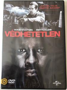 Safe House DVD 2012 Védhetetlen / Directed by Daniel Espinosa / Starring: Denzel Washington, Ryan Reynolds, Vera Farmiga (5996051052882)