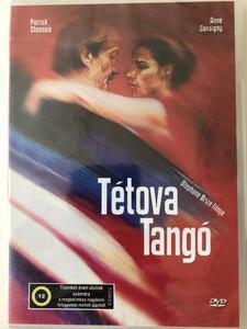 Not Here To Be Loved DVD 2005 Tétova tangó / Directed by Stéphane Brizé / Starring: Patrick Chesnais, Anne Consigny (5996357343769)