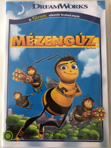 Bee Movie DVD 2007 Mézengúz / Directed by Simon J. Smith, Steve Hickner / Starring: Jerry Seinfeld, Renée Zellweger (5996051310562)
