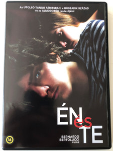 Io e Te DVD 2012 Én és te (Me and You) / Directed by Bernardo Berolucci / Starring: Jacopo Olmo Antinori, Tea Falco (5999546336306)