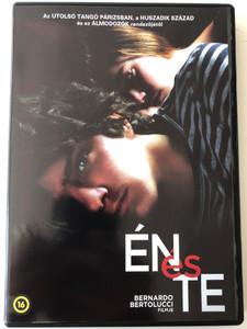 Io e Te DVD 2012 Én és te (Me and You) / Directed by Bernardo Berolucci / Starring: Jacopo Olmo Antinori, Tea Falco (5999546336306)