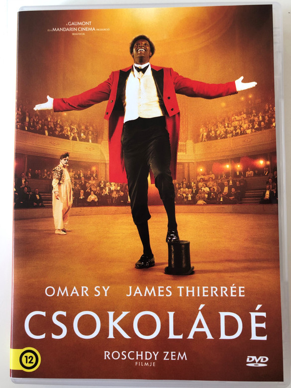 Chocolat DVD 2016 Csokoládé / Directed by Roschdy Zem / Starring: Omar Sy, James Thiérrée (5999546338010)