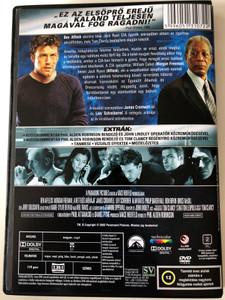 The Sum of All Fears DVD 2002 A rettegés Arénája / Directed by Phil Alden Robinson / Starring: Ben Affleck, Morgan Freeman, James Cromwell, Liev Schreiber, Alan Bates (5996051310722)
