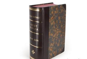 Szent Biblia / Bécsben 1626-ban jelent meg Káldi György bibliafordítása / Holy Bible First Hungarian complete version in original words (9786155219818)