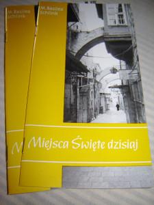 Miejsca Swiete dzisiaj / by M. Basilea Schlink / Evangelistic Booklet / Print...