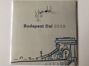 Budapest Dal 2018 / Magneoton ‎Audio CD 2018 / 5999860032229