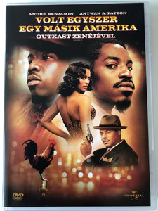 IldeWild DVD 2006 Volt egyszer egy másik Amerika / Directed by Bryan Barber / Starring: André 3000, Big Boi, Paula Patton, Terrence Howard, Faizon Love, Malinda Williams (5996255724127)
