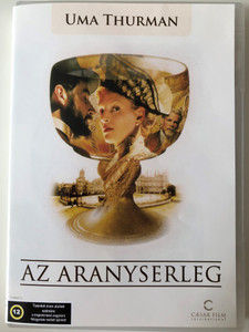 The Golden Bowl DVD 2000 Az aranyserleg / Directed by James Ivory / Starring: Uma Thurman, Kate Beckinsale, James Fox, Anjelica Huston, Nick Nolte (5999882974446)