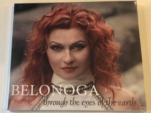 Belonoga – Through The Eyes Of The Earth / NarRator Records Audio CD 2018 / 5998733101673
