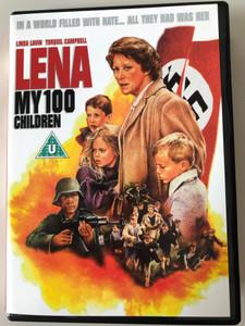 Lena My 100 Children DVD 1987 / Directed by Ed Sherin / Starring: Linda Lavin, Megan Fahlenbock, Susannah Hoffmann (5017633060009)