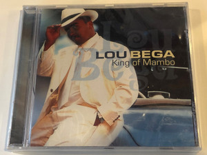 Lou Bega – King Of Mambo / BMG Audio CD 2002 / 828765075824