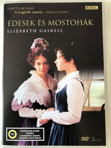 Wives and Daughters (Édesek és Mostohák) DVD 1999 / BBC Miniseries / Directed by Nicholas Renton / Starring: Justine Waddell, Bill Paterson, Francesca Annis, Keeley Hawes, Tom Hollander, Iain Glen, Anthony Howell, Michael Gambon (5996357342526.)
