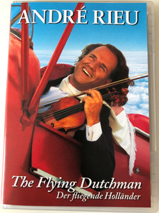 André Rieu DVD 2004 The Flying Dutchman - Der fliegende Holländer / Directed by Pit Weyrich (602498681169)