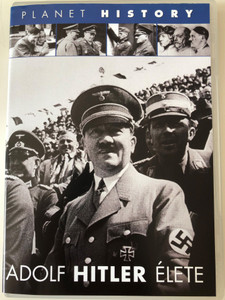 Das Leben Von Adolf Hitler DVD 1961 Adolf Hitler élete / Directed by Paul Rotha / Black & White German Documentary about the life of Adolf Hitler (5999546332032)